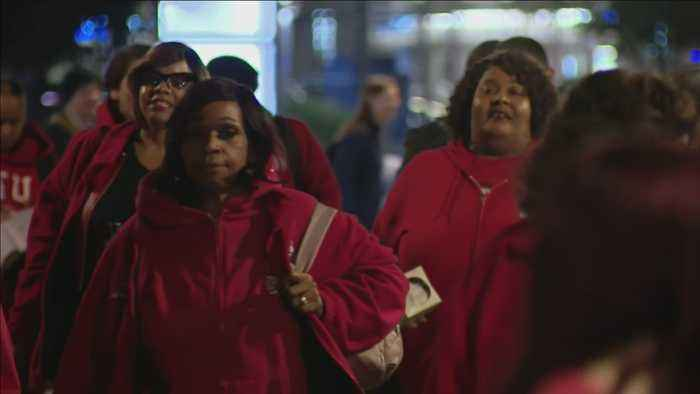 CTU Reports Some 'Wins' As Strike Continues