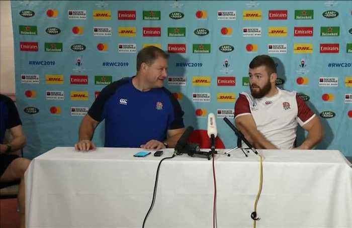 England looking 'to give it everything' when they take on All Blacks in World Cuo semi-final