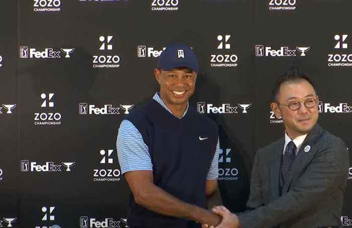 Tiger Woods declares himself ready for action after knee surgery