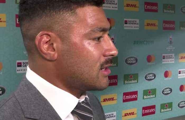 "New Zealand's Mo'unga calls 46-14 win over Ireland ""a lot of fun"""