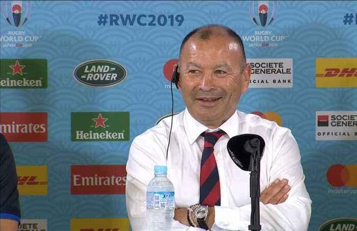 'Not a lot of sympathy' for native Australia, says England coach Eddie Jones