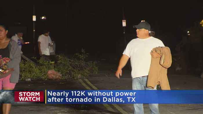 National Headlines: North Texas Storms, Syria Latest & More