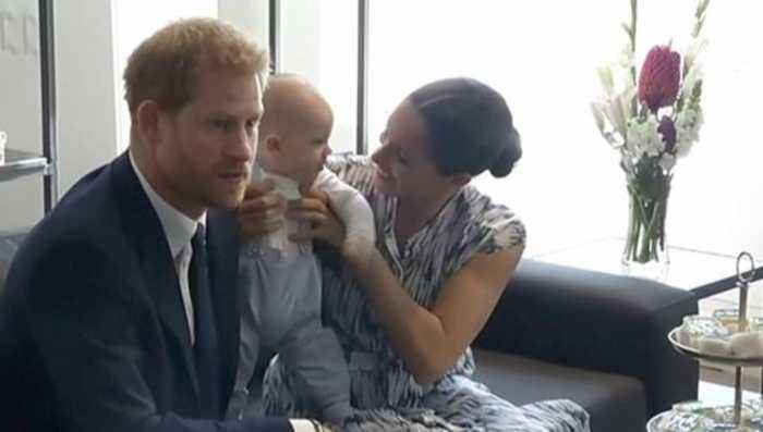 Meghan Markle Lets The Adorable Nickname She Has For Prince Harry Slip Out