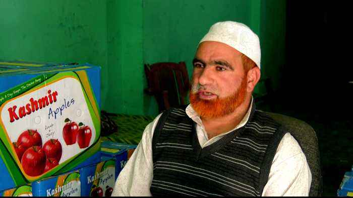 Kashmir shutdown: Farmers struggle to make a living