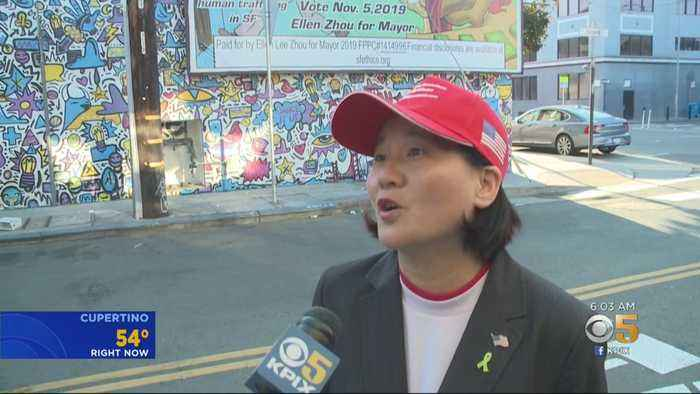 San Francisco Mayoral Campaign Billboard Decried As Racist