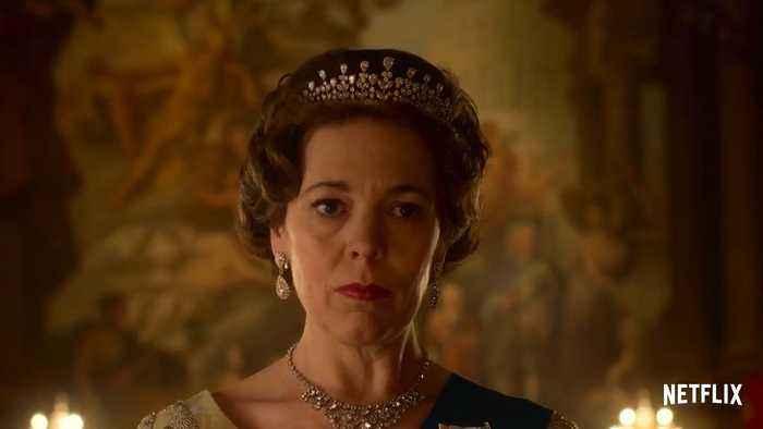 The Crown season 3 – official first trailer (Netflix)