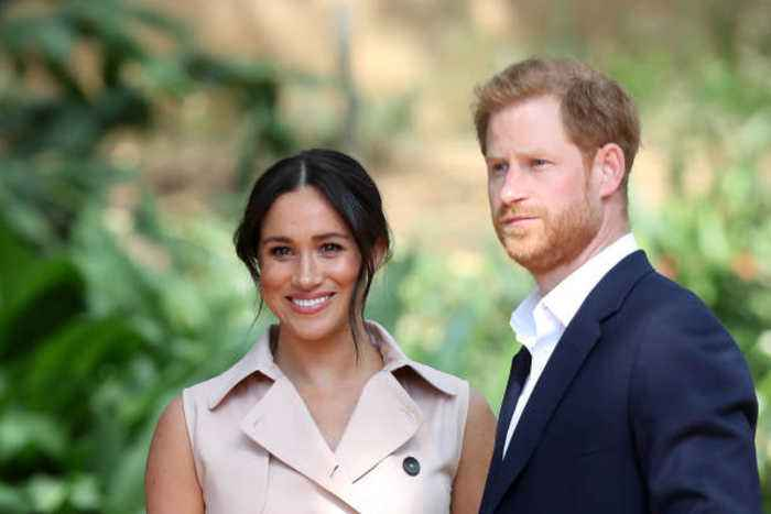 Prince Harry hints at wanting to move to Africa