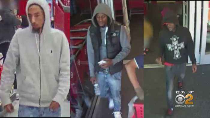 Police: Burglary Suspects Break Into Several Cars In Queens Parking Lots