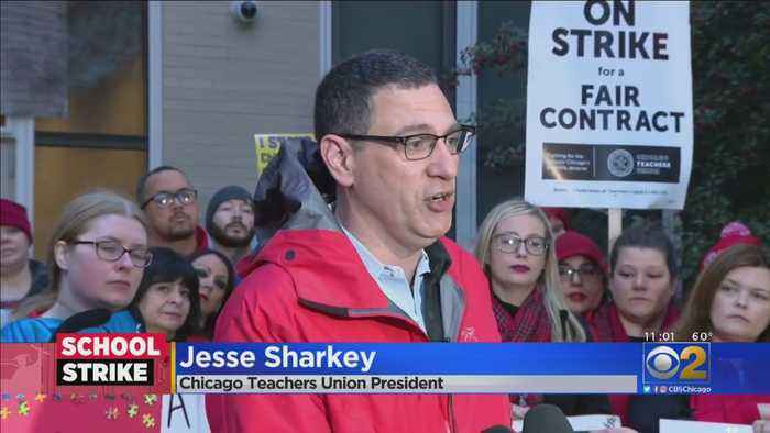 CTU Strike Continues Into Day 5, Officials Expected To Provide Update