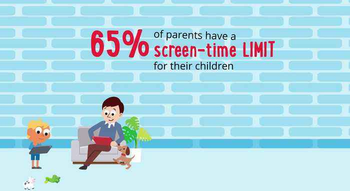 Half of parents have been asked by kids to get off their phone, study finds