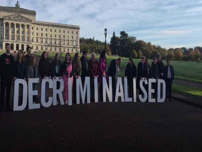 Last-minute bid to thwart decriminalisation of abortion fails at Stormont