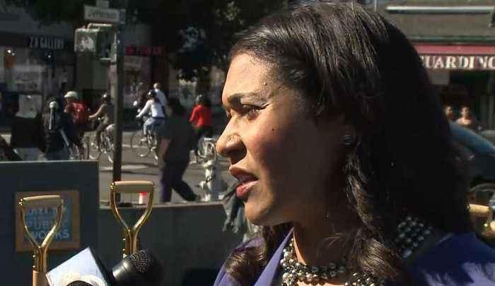 BILLBOARD CONTROVERSY: Mayor London Breed on campaign billboard controversy