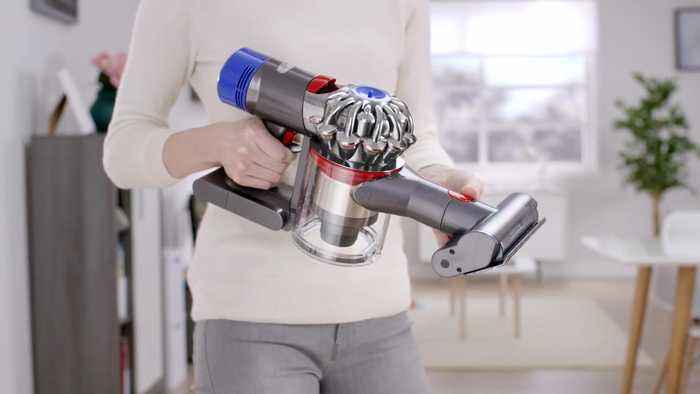 This is the ultimate cordless vacuum