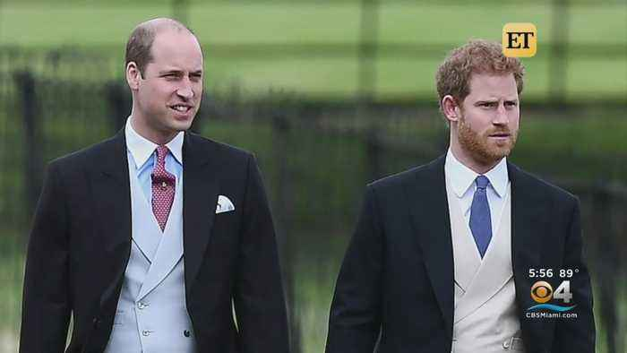 Prince Harry Breaks Silence On Rumored Rift With His Brother William