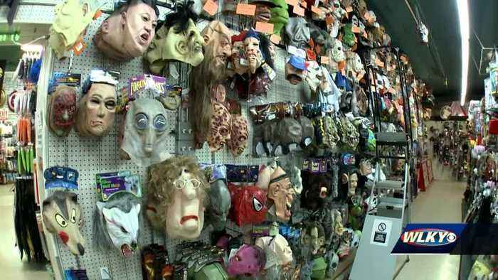 Popular Louisville store has your Halloween needs covered