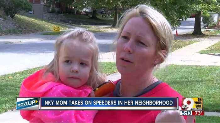 NKY mom takes on speeders in her neighborhood