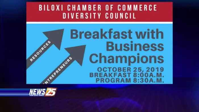 Breakfast with Business Champions