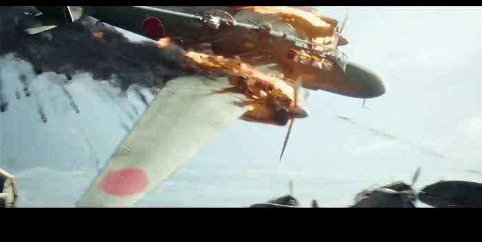 Midway Movie - Real Wings - Patrick Wilson, Luke Evans, Woody Harrelson