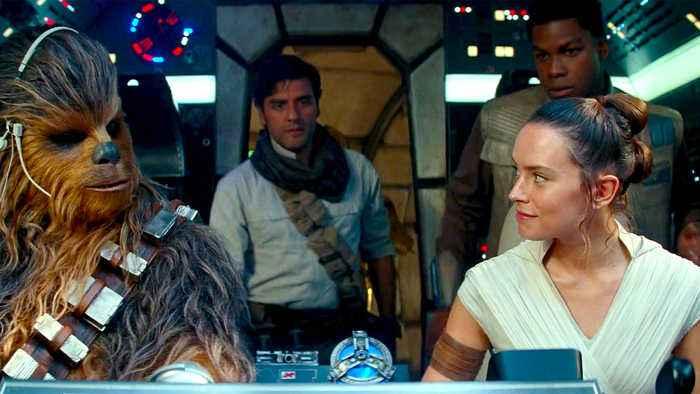 Star Wars: The Rise Of Skywalker - Official Final Trailer