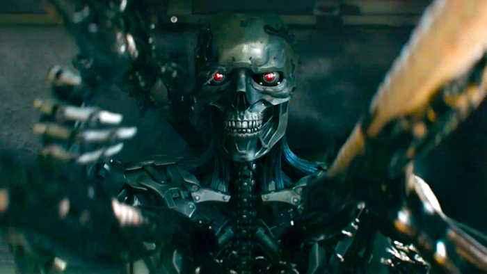 Terminator: Dark Fate – 'Pursuit' Clip