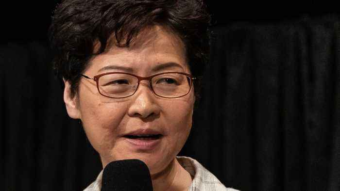 China To Replace Hong Kong Leader Carrie Lam