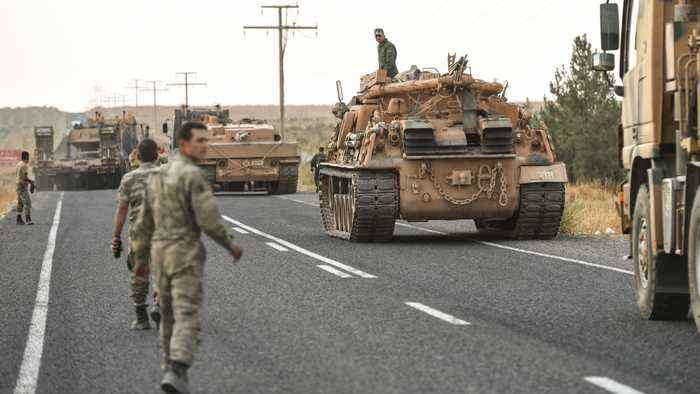As Cease-fire Ends In Syria, The Situation May Be Even More Volatile
