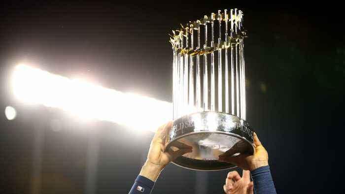 2019 World Series: Washington Nationals Vs. Houston Astros