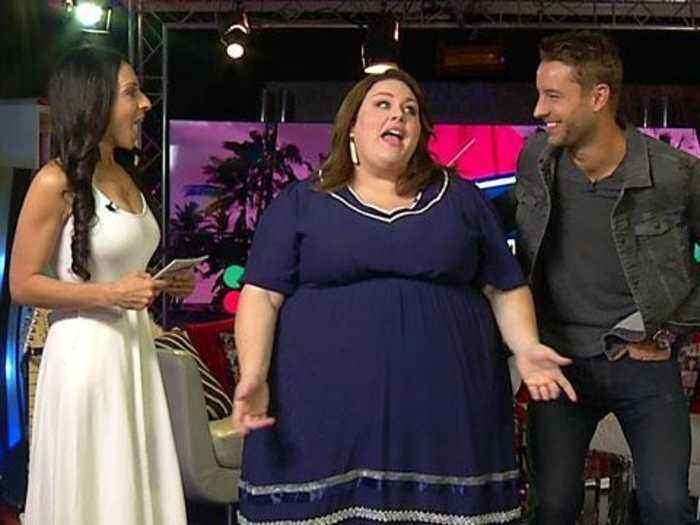 This is Us Stars Take on the Big 3 Challenge