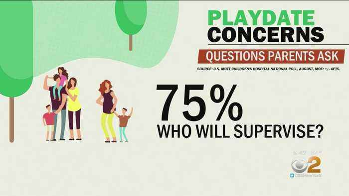 What Questions Get Asked Most About Child Playdates?