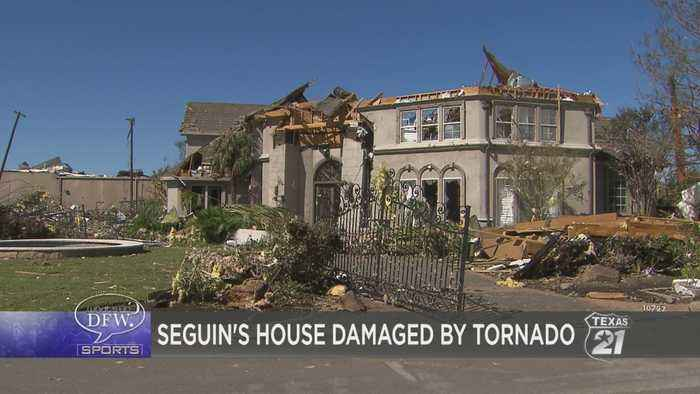 Former Dallas Star Tyler Seguin Says He Is Humbled After North Texas Tornado Hits $2 Million Home