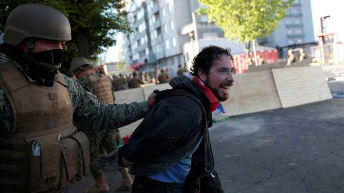 UN calls for independent inquiry into Chile protester deaths