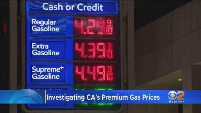 Why Are California Gas Prices So High? Gov. Newsom Launches Investigation To Find Out