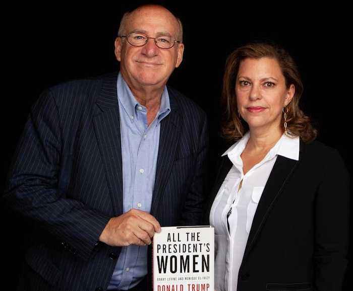 Barry Levine & Monique El-Faizy Go Over The Book, 'All The President's Women'