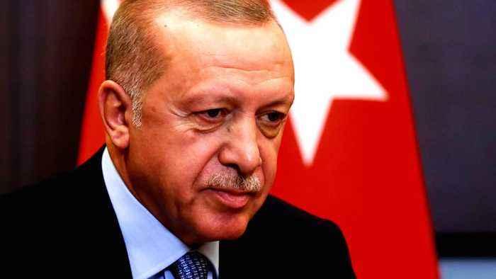 Erdogan: Turkey's military operation in Syria not land grab