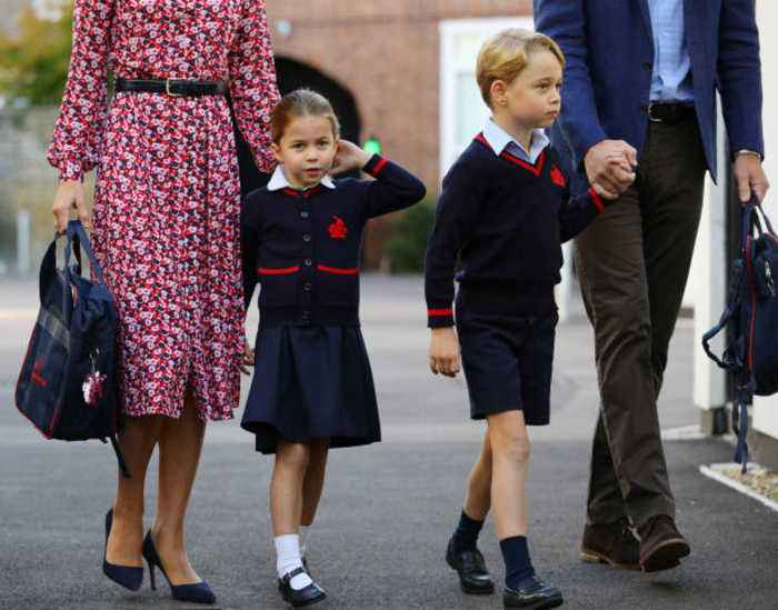 Prince George is 'obsessed' with tractors