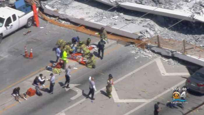 NTSB Report Outlines Errors That Led To FIU Bridge Collapse