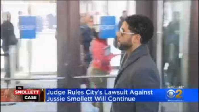 Judge: Case Against Smollett To Continue