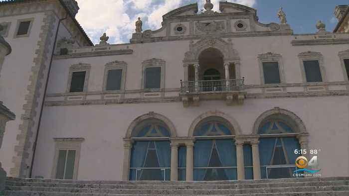 Miami-Dade's Mayor Explains Why He Thinks Vizacaya Is A Good Choice To Host G7 Summit