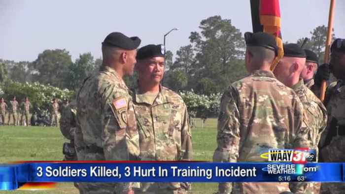 Soldiers Killed and Hurt in Ft. Stewart