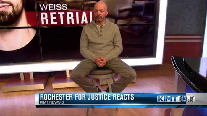 Weiss trial Jury deliberations to start