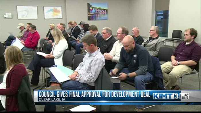 Final approval for Clear Lake development