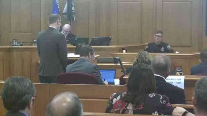 Witnesses called in homicide trial of Erik Sackett