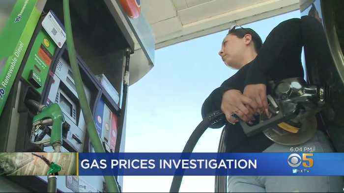 State To Begin Investigation Into Gas Prices In California