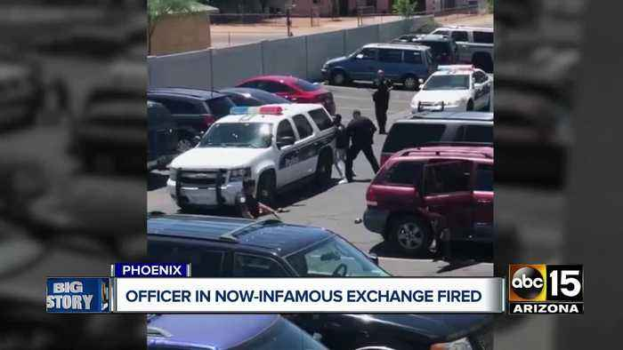 Phoenix officer in Dravon Ames viral shoplifting incident to be fired