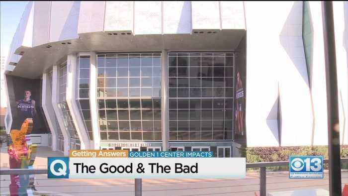 The Good And The Bad Of The Golden 1 Center