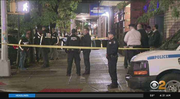 NYPD Officer Wounded In Police-Involved Shooting