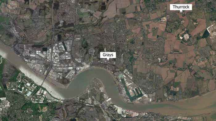 39 bodies found in shipping container in Essex