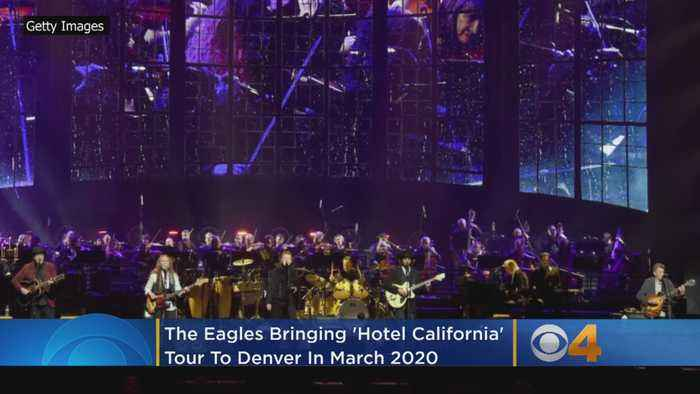 The Eagles Bringing 'Hotel California' Tour To Denver