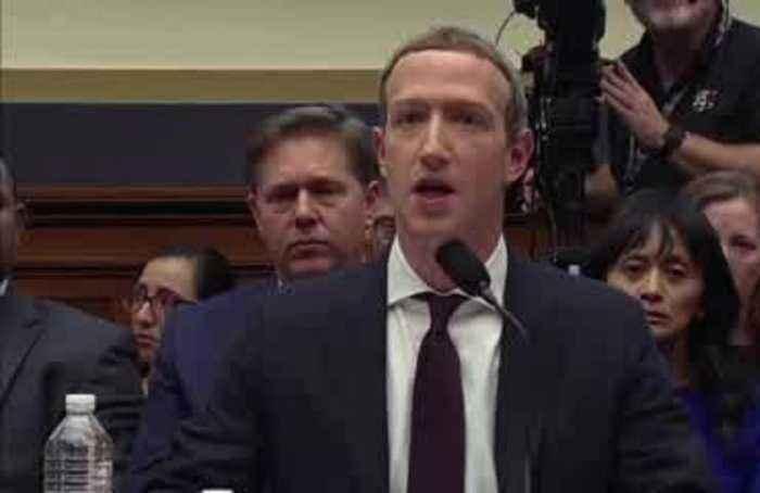Facebook doesn't fact-check 'politicians' speech': Zuckerberg