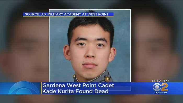 Missing West Point Cadet From Gardena Found Dead